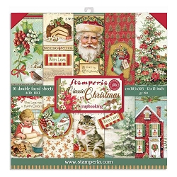 Stamperia - Classic Christmas Collection