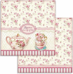 Stamperia - Sweety - Cup Of Tea 12