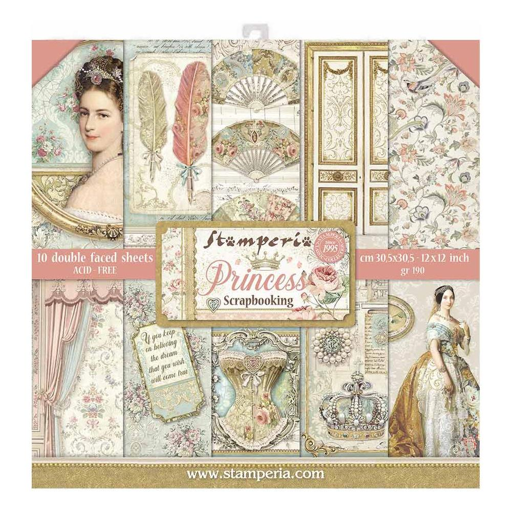 Stamperia - Princess Collection