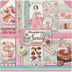 Stamperia - Sweety - Paper Pack