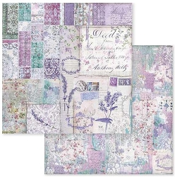 Stamperia - Provence - Patchwork 12