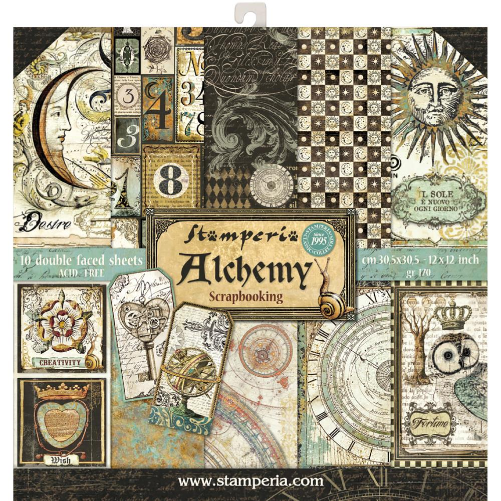 Stamperia - Alchemy Collection