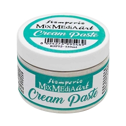 Stamperia - Mix Media Cream Paste