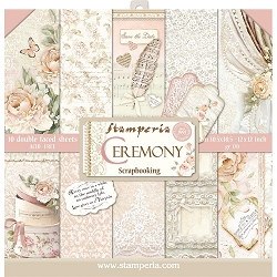 Stamperia - Ceremony - Paper Pack