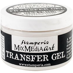 Stamperia - Mix Media Art Transfer Gel