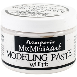 Stamperia - Mix Media White Modeling Paste