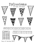 Dylusions - Cling Rubber Stamps - Bags of Bunting