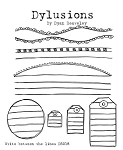 Dylusions - Cling Rubber Stamps - Write Between the Lines