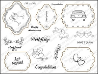 StampingScrapping-Clear Stamp-Congratulations