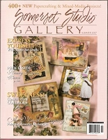 Stampington & Company - Somerset Studio Gallery - Summer 2007