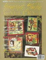 Stampington & Company - Somerset Studio Gallery - Winter 2008