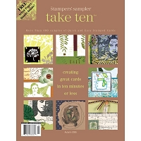 Stampington & Company - Stampers' Sampler - Take Ten - Autumn 2006