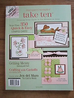 Stampington & Company - Stampers' Sampler - Take Ten - Mar/Apr/May 2009