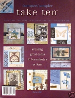 Stampington & Company - Stampers' Sampler - Take Ten - Summer 2006