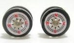 Miniature Compasses (3/4