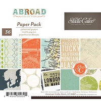 Studio Calico - Abroad Collection - 6X6 Pad