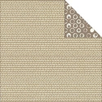 Studio Calico - Classic Calico Collection - 12x12 Paper - Tweed