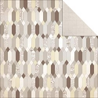 Studio Calico - Classic Calico Collection - 12x12 Paper - Quilted