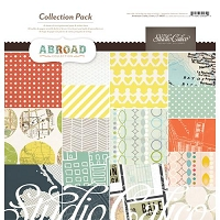 Studio Calico - Abroad Collection - Collection Pack