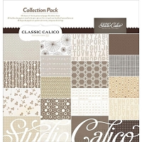 Studio Calico - Classic Calico Collection - Collection Pack