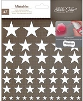 Studio Calico - Yearbook Collection - Mistable Thicker Shapes - Stars