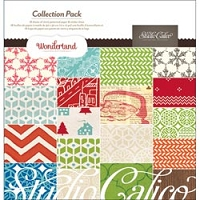 Studio Calico - Wonderland Collection - Collection Pack