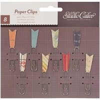 Studio Calico - Abroad Collection - Paper Clips