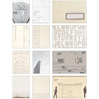 Studio Calico - Classic Calico Collection - Journal Cards 12/PK