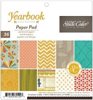 Studio Calico - Yearbook Collection - 6x6 Pad :)