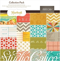 Studio Calico - Yearbook Collection - Collection Pack