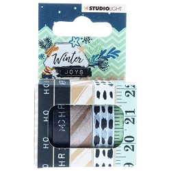 Studio Light - Winter Joys Washi Tapes #06