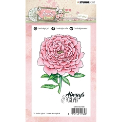 Studio Light - Lovely Moments - Rose Clear Stamp