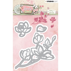 Studio Light - Lovely Moments - Cherry Blossom Die Set