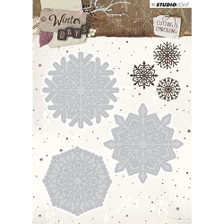 Studio Light - Winter Days - Snowflake Die Set