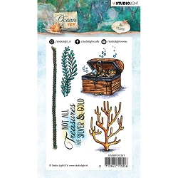 Studio Light - Ocean View - Treasures Clear Stamp