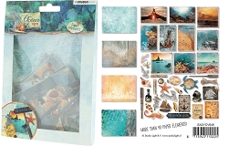Studio Light - Ocean View Ephemera Paper Elements