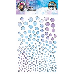 Studio Light - Rainbow Desings - Imperfect Dots Stencil