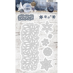 Studio Light - Snowy Afternoon - Snowflake Die Set