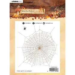 Studio Light - Wonderful Autumn - Spiderweb Clear Stamp #482