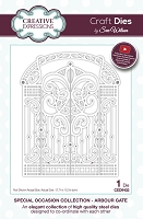 Sue Wilson Designs - Die - Special Occasion Collection - Arbour Gate
