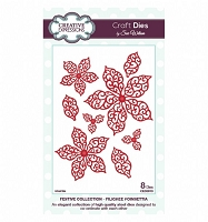 Sue Wilson Designs - Die - Festive Collection - Filigree Poinsettia :)
