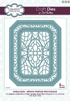 Sue Wilson Designs - Die - Noble Collection - Ornate Pierced Rectangles :)