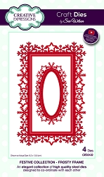 Sue Wilson Designs - Die - Festive Collection Frosty Frame