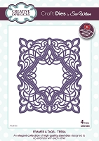 Sue Wilson Designs - Die - Frames & Tags - Tessa