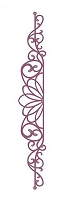 Sue Wilson Designs - Die - Configurations Graceful Lace Trim
