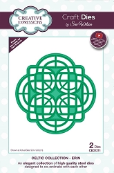 Sue Wilson Designs - Die - Celtic Collection Erin
