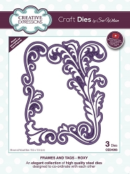 Sue Wilson Designs - Die - Frames & Tags Collection Roxy