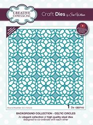 Sue Wilson Designs - Die - Background Collection Celtic Circles