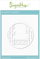 SugarPea Designs - Bamboo Garden SugarCut Die