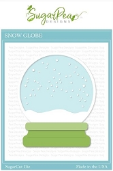SugarPea Designs - Snow Globe SugarCut